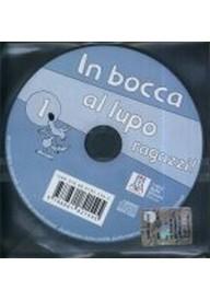 In bocca al lupo ragazzi 1 płyta CD audio