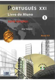 Portugues XXI 1 podręcznik + CD audio
