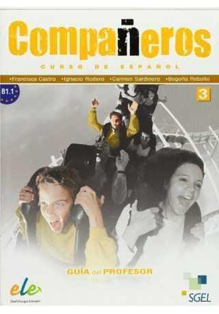 Companeros 3 przewodnik metodyczny