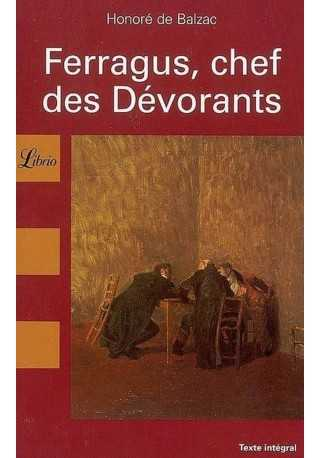 Ferragus, chef des Devorants