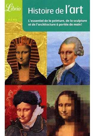 Histoire de l'Art Grand Librio