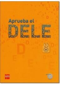 Apruebe el DELE A1 książka + CD audio