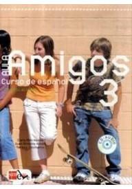 Aula Amigos 3 podręcznik + CD audio