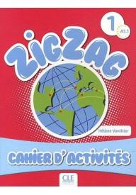 Zig Zag 1 A1.1 zeszyt ćwiczeń