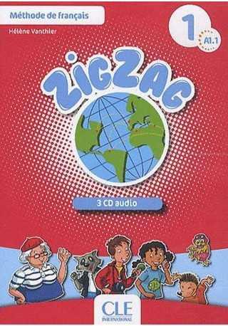 Zig Zag 1 A1.1 CD audio /3/