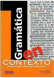 Gramatica en contexto klucz
