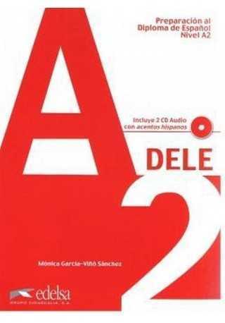 DELE A2 podręcznik + CD audio/2/