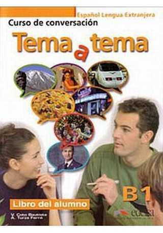 Tema a tema B1 podręcznik