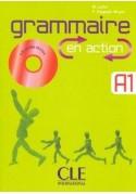 Grammaire en action A1.1-A1 książka + CD audio