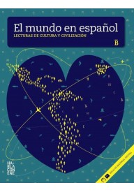 Mundo en espanol nivel B książka + płyta MP3