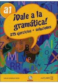 DALE a la gramatica A1 275 ejercicios+soluciones+CD audio