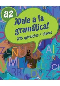 DALE a la gramatica A2 275 ejercicios+soluciones+CD audio