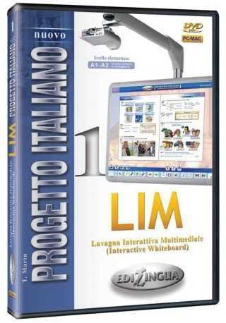 Nuovo Progetto italiano 1 materiały do LIM