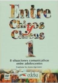Chicos Chicas 1 DVD