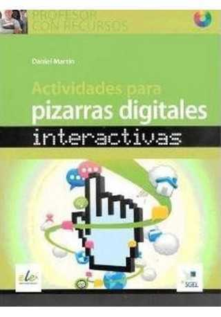 Actividades para pizarras interactivas książka + CD ROM