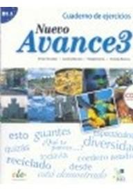 Nuevo Avance 3 ćwiczenia