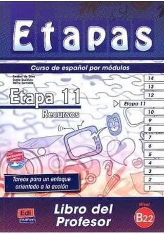 Etapas 11 przewodnik metodyczny