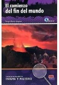 Comienzo del fin del mundo książka + CD audio