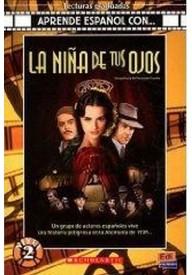 Nina de tus ojos książka + CD audio