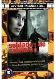 Soldados de salamina książka + CD audio