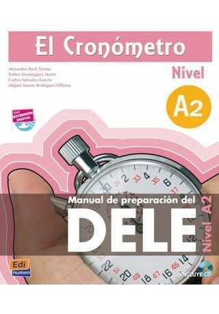 Cronometro nivel A2 książka + płyta MP3