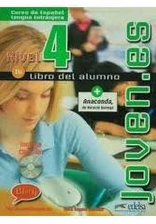 Joven.es 4 podręcznik + płyta CD audio