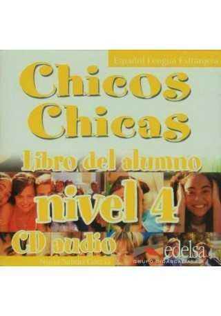 Chicos Chicas 4 CD audio
