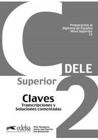 DELE C2 superior NOVEDAD klucz