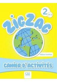 Zig Zag 2 A1.2 zeszyt ćwiczeń