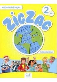 Zig Zag 2 A1.2 podręcznik + CD audio