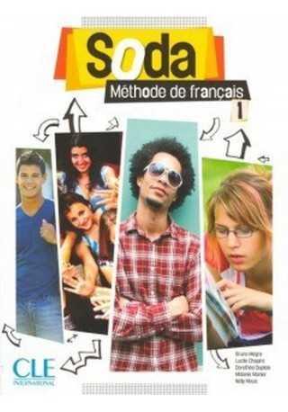 Soda 1 podręcznik + DVD ROM
