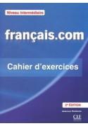 Francais.com Niveau intermediaire ćwiczenia + klucz