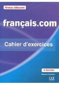Francais.com Niveau debutant ćwiczenia + klucz