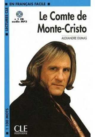 Comte Monte Cristo książka + płyta MP3