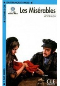 Miserables książka + płyta MP3