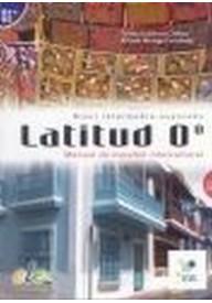 Latitud 0 poziom B1+/B2 podręcznik+ CD