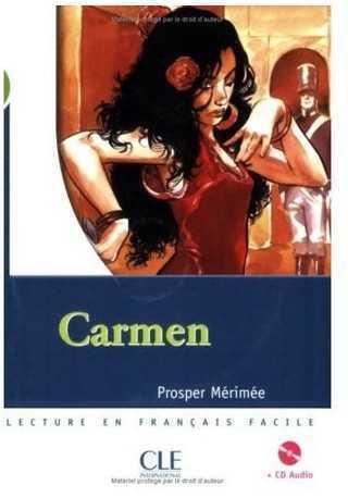 Carmen książka + CD audio