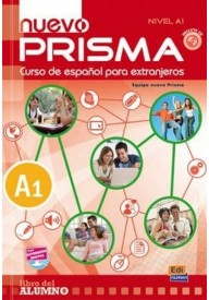 Nuevo Prisma nivel A1 podręcznik + CD audio