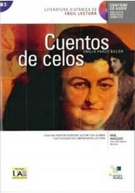 Cuentos de celos książka + CD audio