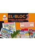 Bloc 2 Espanol en imagenes książka + CD audio