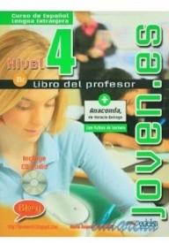 Joven.es 4 przewodnik metodyczny