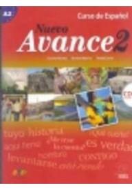Nuevo Avance 2 ćwiczenia