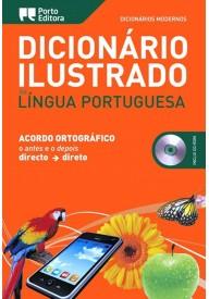 Dicionario Moderno Ilustrado da Lingua Portuguesa + CD ROM