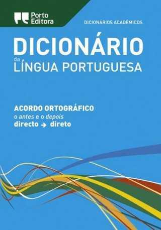 Dicionario Academico da Lingua Portuguesa
