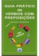 Guia practico de verbos com preposicoes