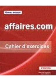 Affaires.com 2 edycja ćwiczenia z kluczem niveau avance