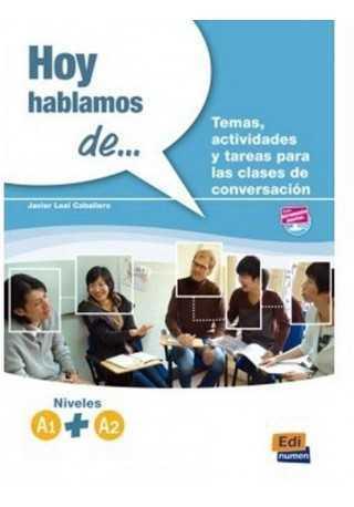 Hoy hablamos de...Temas actividades y tareas poziom A1-A2