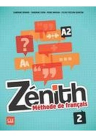 Zenith 2 podręcznik + DVD ROM