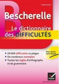 Bescherelle Le Dictionnaire des difficultes