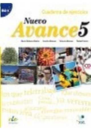 Nuevo Avance 5 ćwiczenia + CD audio